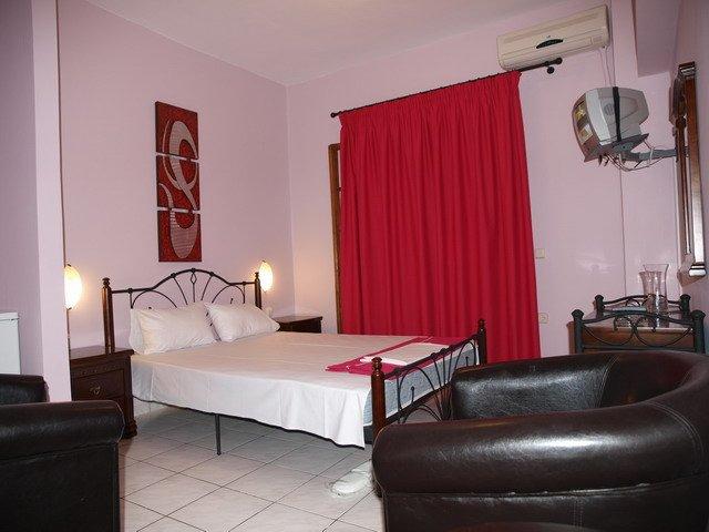 Argo Apartments, aluguéis de temporada em Mycenae