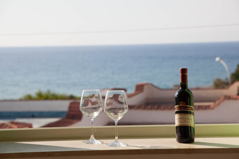 Residence MareDelGolfo Holiday Homes Sicily (Azolo 1 Piano), vacation rental in Balestrate