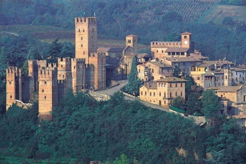 Castell'Arquato un 36 kilometros