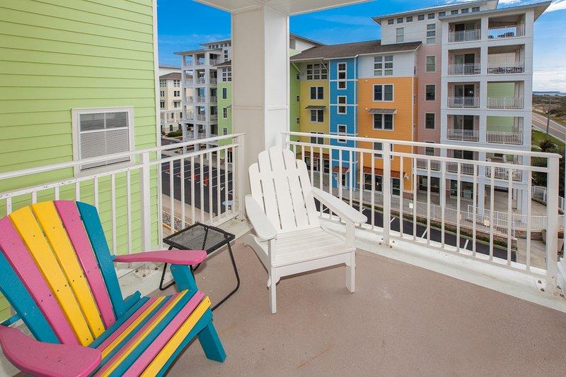Sedia, Mobili, Panchina, Edificio, balcone