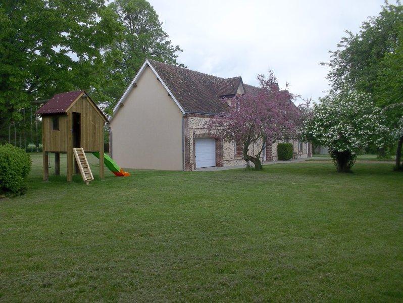 Gîte du Petit Potron en campagne dans le Perche Thironnais en Eure et Loir, holiday rental in Bonneval