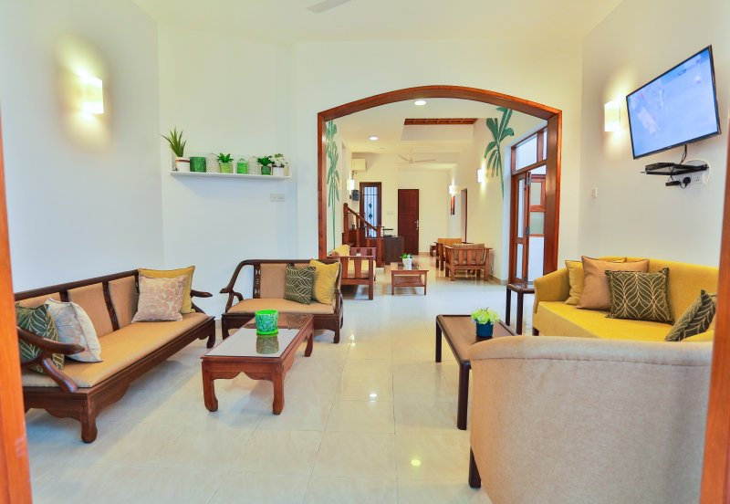 The Austin Residence Colombo is the epitome of quality living Room 1, location de vacances à Kelaniya