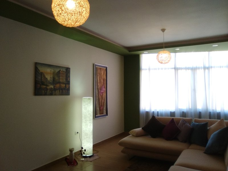 Modern, comfortable & quiet apartment, well equiped kitchen, new building area! Easy to reach places