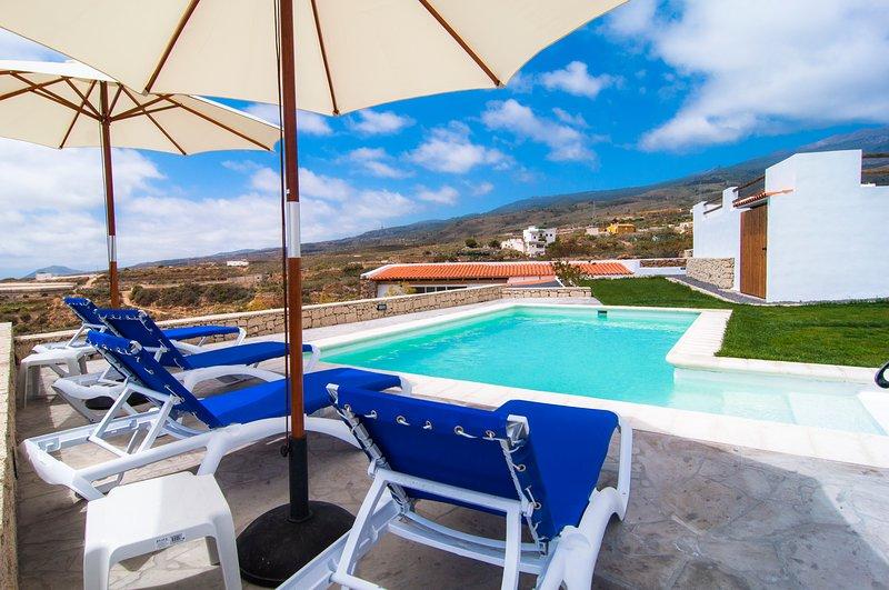 Casa Rural La Pardela, holiday rental in Chimiche