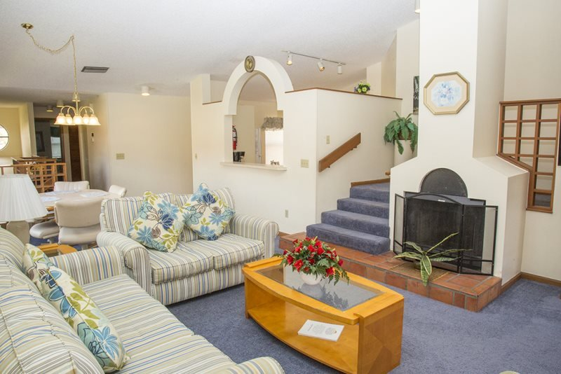2924CC. Orlando 3 Bed 2 Bath Town Home in Ventura Country Club, holiday rental in Union Park
