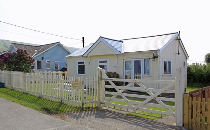 Holiday Chalet, holiday rental in Braunton