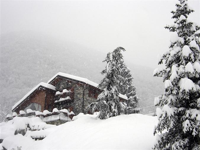 Paese delle meraviglie invernale!