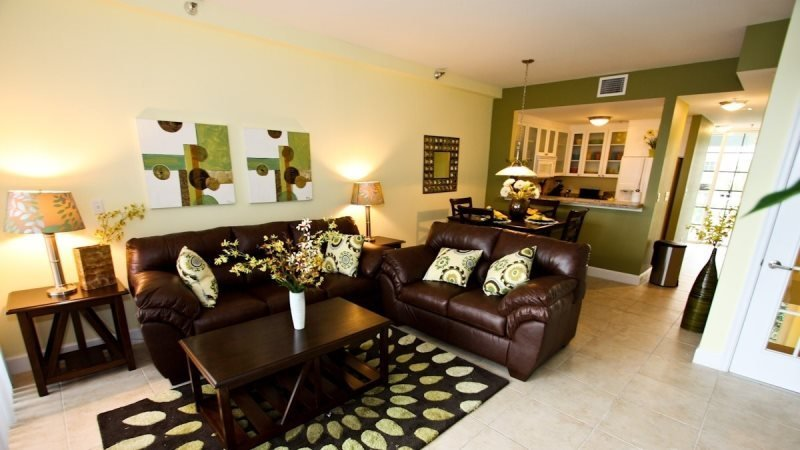 515LH. Luxury 2 Bedroom 2.5 Bath Townhouse in Ruskin, holiday rental in Sun City Center