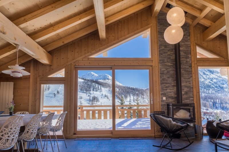 location appartement Montgenevre Chalet Vail