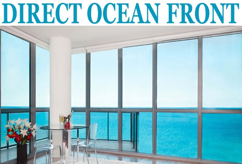 SETAI PRIVATE RESIDENCE 2107 DIRECT OCEAN VIEW, alquiler de vacaciones en Miami Beach