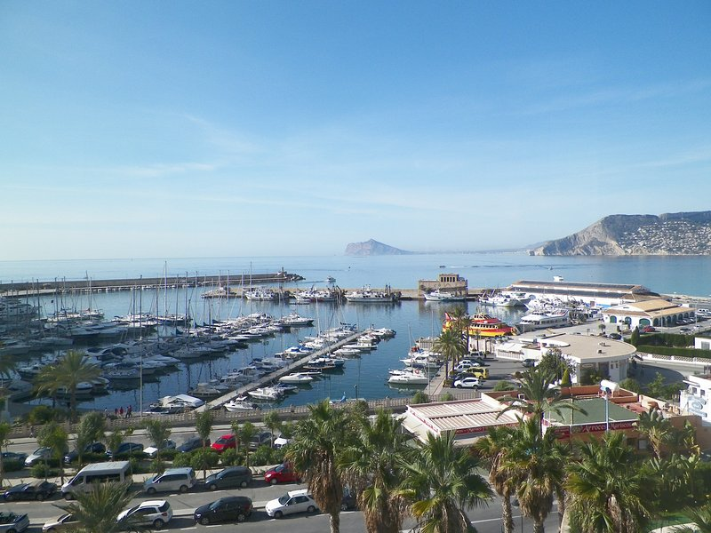 Residential Club Nautico, Calpe Port, holiday rental in Calpe
