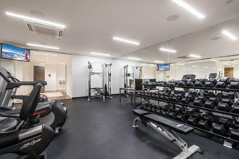 Parkite Fitness Center