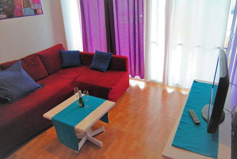 NICE APARTAMENT PLAYA DEL INGLES, TERRACE WITH  SWIMMING POOLS VIEW, vacation rental in Maspalomas