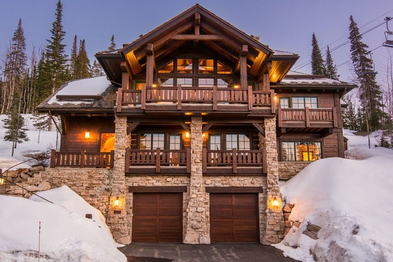 Deer Valley's Ski-In/Out Paintbrush Vacation Home
