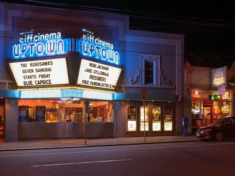 Famous Uptown Movie House With Night Life Within A Easy Walk