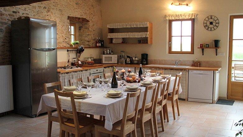 Gîte Alexandrin La Bréjolière, holiday rental in Mervent