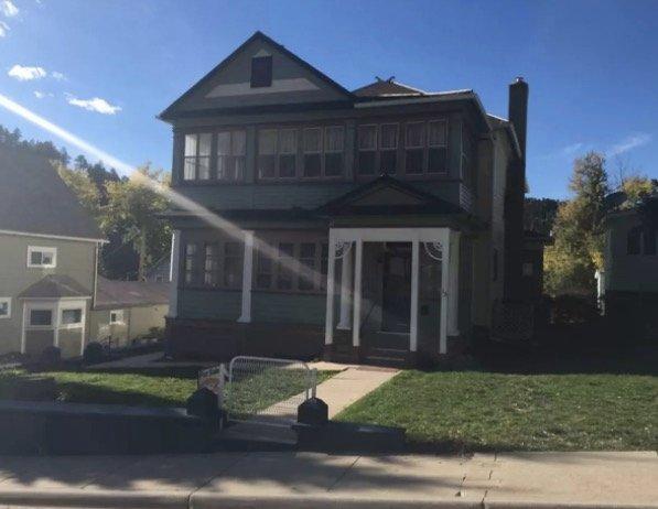 The Deadwood House