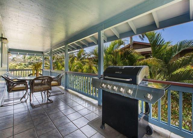 Poipu Surfrider  **STEPS to POIPU BEACH** **AC, holiday rental in Poipu