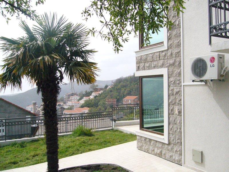 VillaVision Budva, Montenegro, alquiler de vacaciones en Seoca