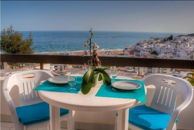 Gorgeous sea view  236, vacation rental in Albufeira
