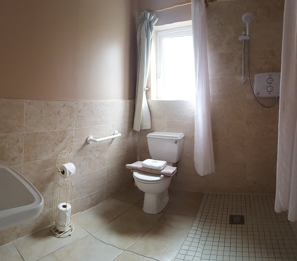 Refurbished Bathroom/Wetroom