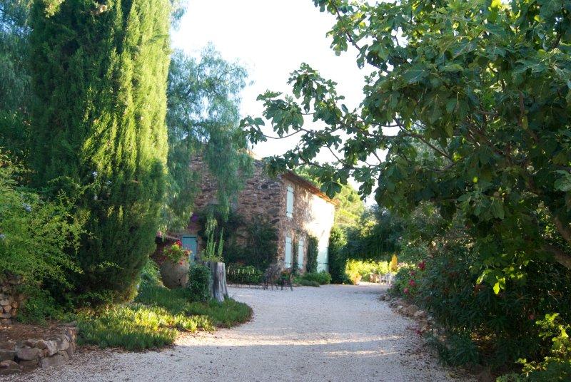 Exceptionnel, Joli Mas provençal, location de vacances à Pierrefeu-du-Var