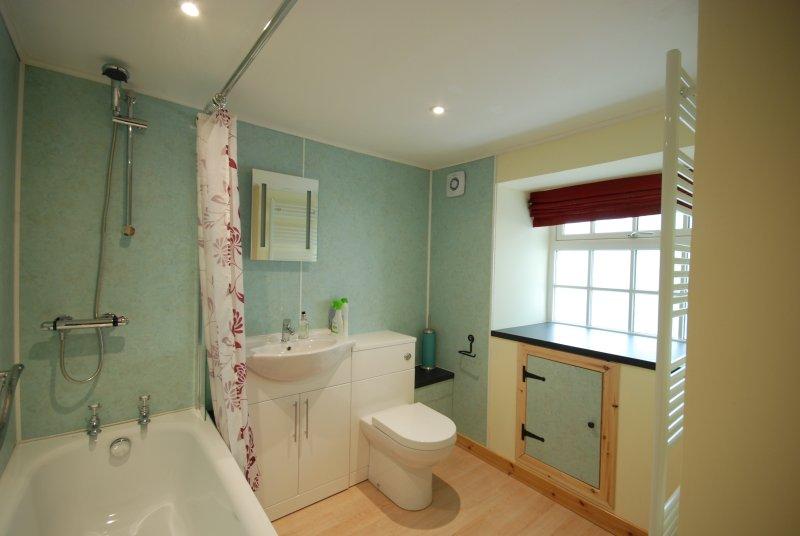 family bath room