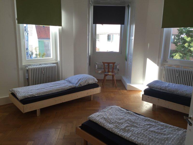 Monteur Unterkunft Göppingen, location de vacances à Heubach