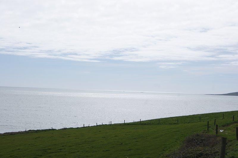 El Atlántico en vista del puerto