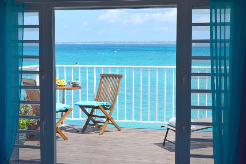 condo caraibe grand case beach, holiday rental in Grand Case