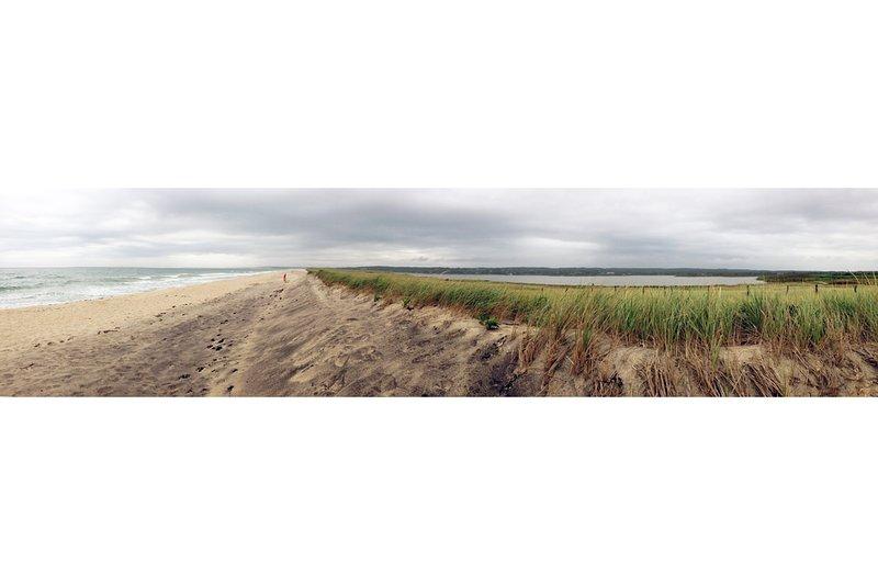 Private Associate Beach, Hancock Beach 1 mile from house.