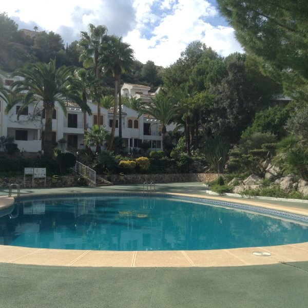 Denia/Javea holiday apartment, vacation rental in Muntanya la Sella