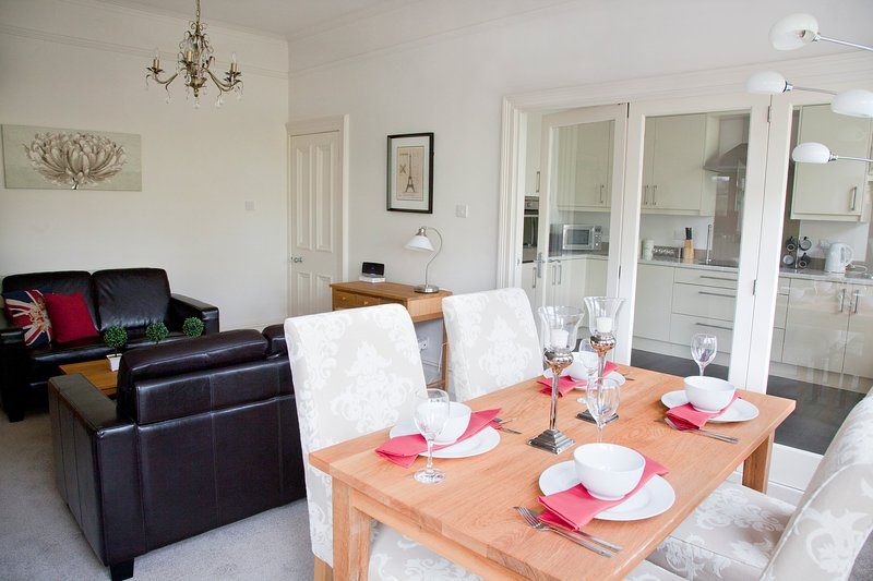 Valley View Luxury 2 bedroom apartment, Ferienwohnung in Harrogate