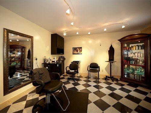 Ask about salon services