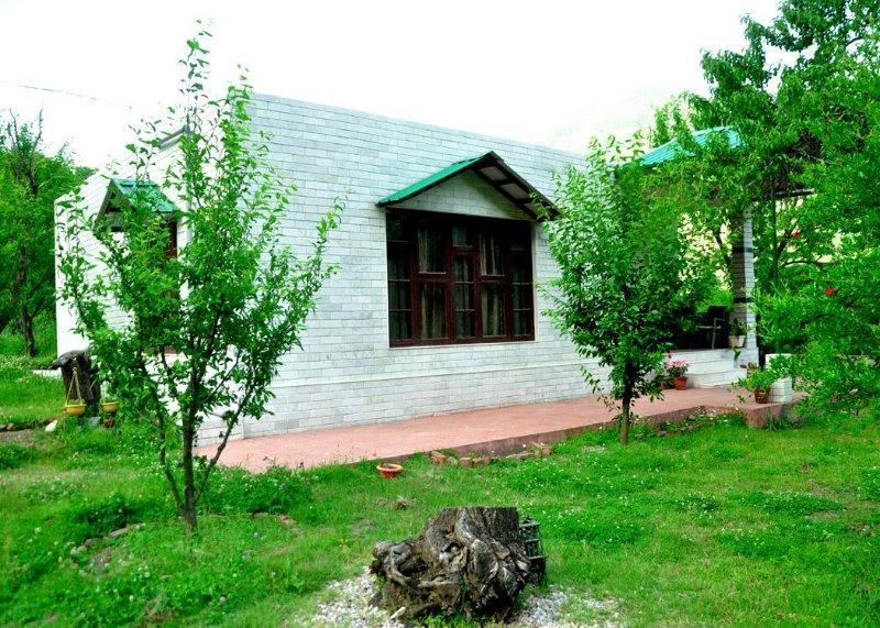 Silver Streak Cottage.
