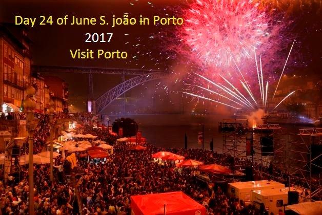 24 de junho - S. João 2017 Porto / Gaia