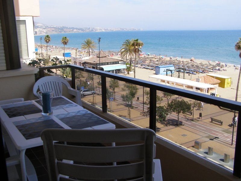 Boliches Beach-front, holiday rental in Fuengirola