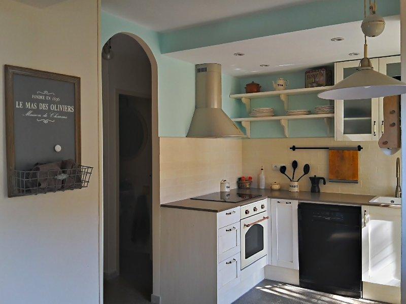 Brand New Provence- designed kitchen with dishwashwer