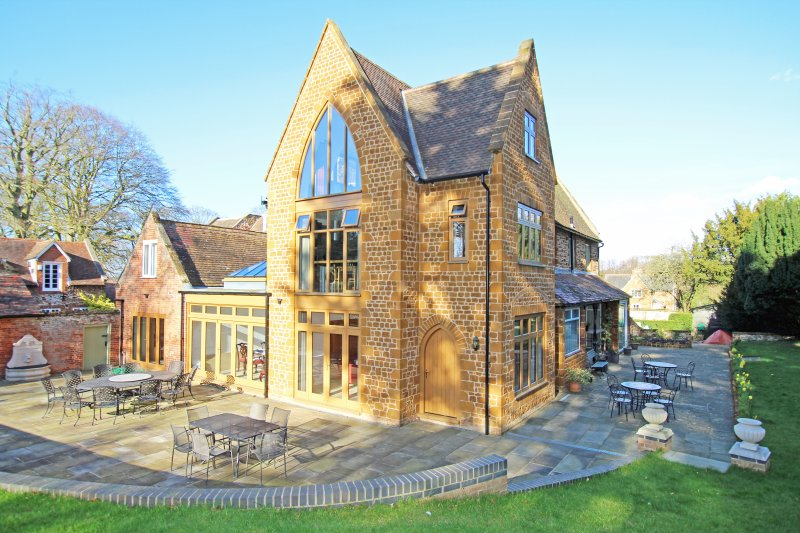 The Old Vicarage (annexe), holiday rental in Old Hunstanton