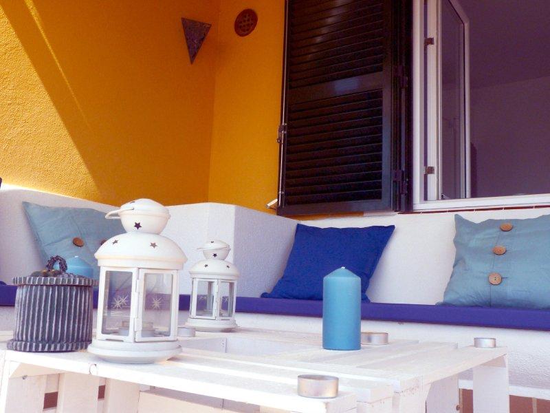 Ático en Son Bou (Alaior) Vistas al mar en zona tranquila., alquiler vacacional en Menorca