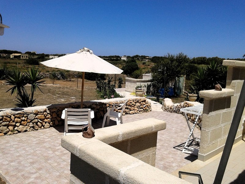 SICILIA FAVIGNANA TP PERLA ISOLE EGADI, holiday rental in Aegadian Islands