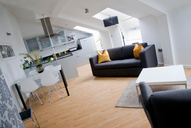 Regent House Deluxe 2 bedroom apartment, Ferienwohnung in Harrogate