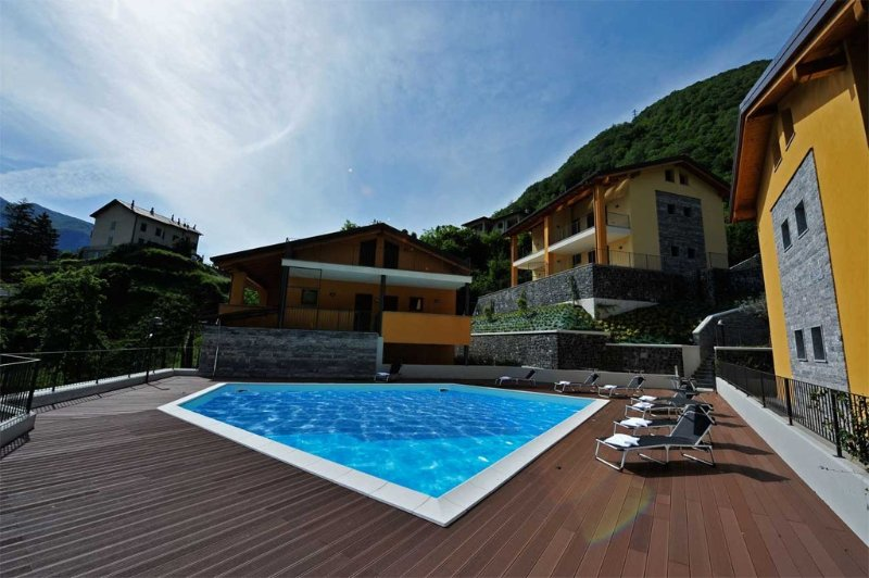 Residence Eden Azalea 4, vacation rental in Dizzasco