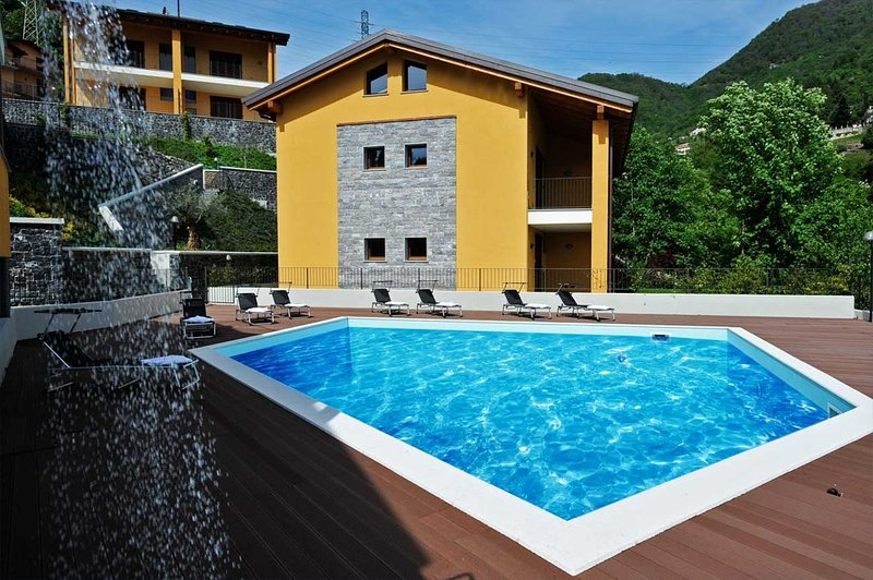 Residential pool