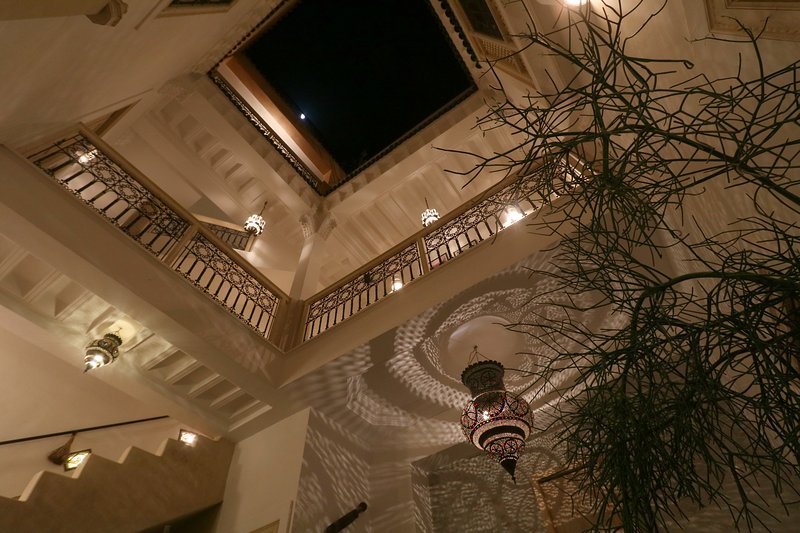 Overview of the riad