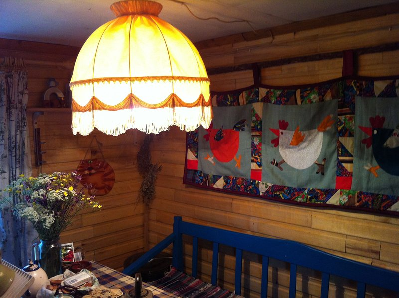 Cozy Russian Countryside House, holiday rental in Novgorod Oblast