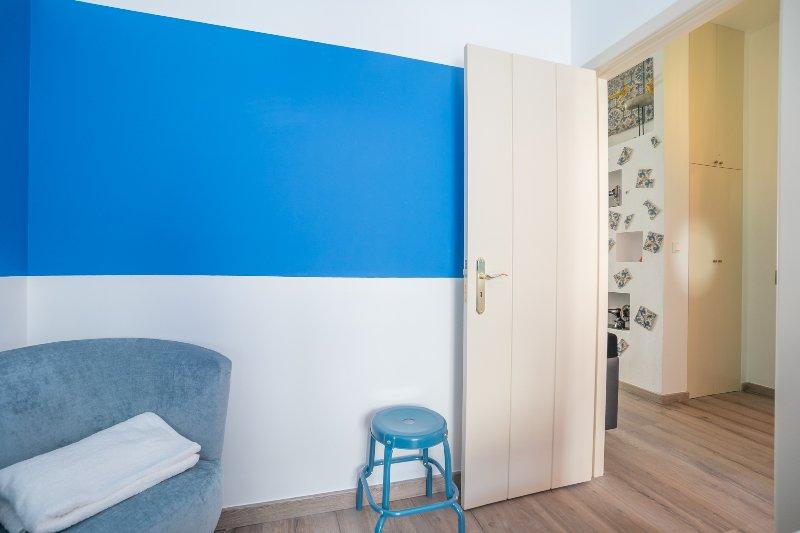 toegang tot andere slaapkamers / woonkamer