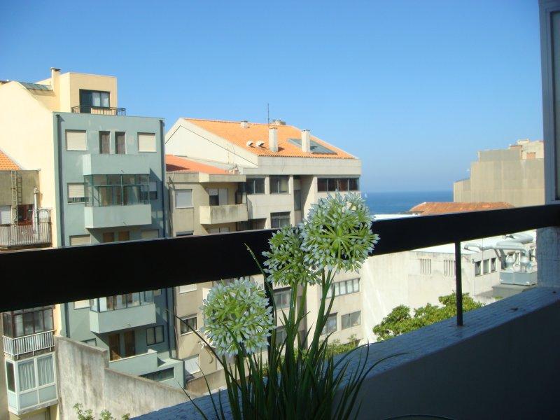 West balcony