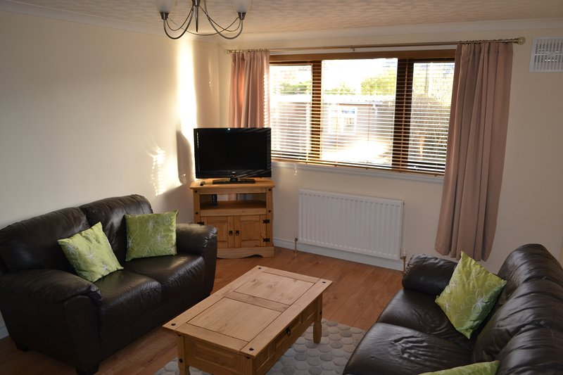 Wick Apartment 2 Bedroom Apartment In Wick Caithness, vacation rental in Dunbeath