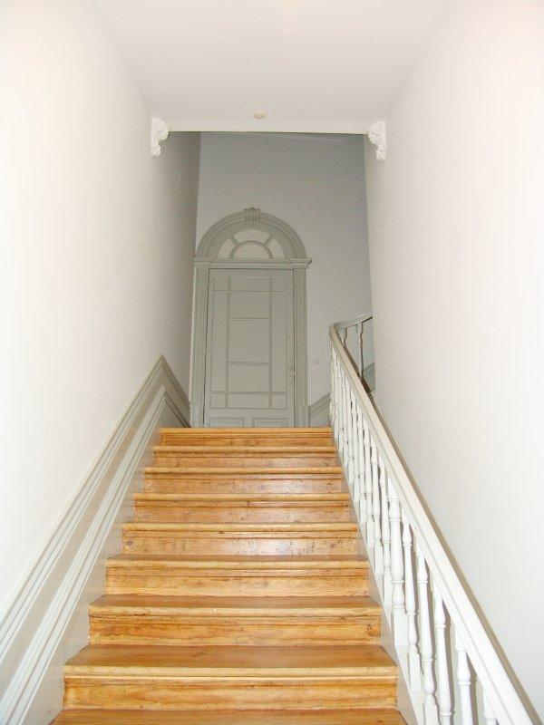 Subir as escadas
